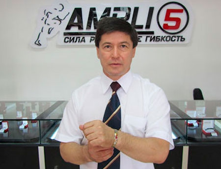 Фазлиддин Пўлатов
